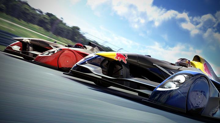 Gran Turismo 6 - Défi Red Bull X