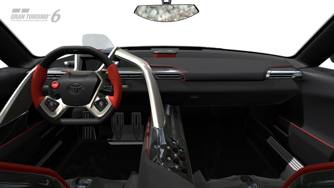 Drive The Toyota Ft 1 Concept Coup 233 In Gran Turismo 174 6