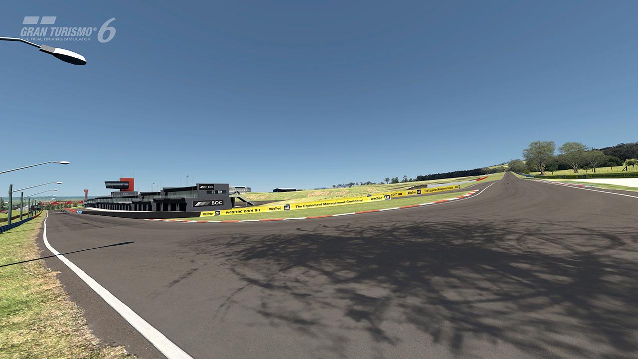 Circuit de Bathurst Mount Panorama - Gran Turismo 6