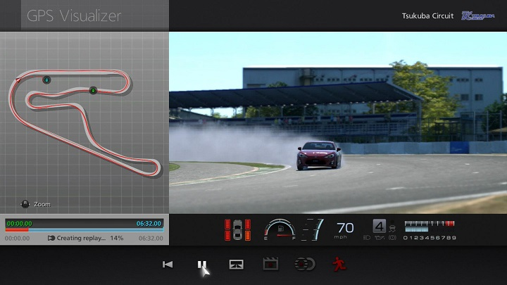 The Gps Visualizer Is A Feature That Generates Replays Using Gps Data That Is Taken From Supported Cars As They Drive Around Certain Tracks In Real Life