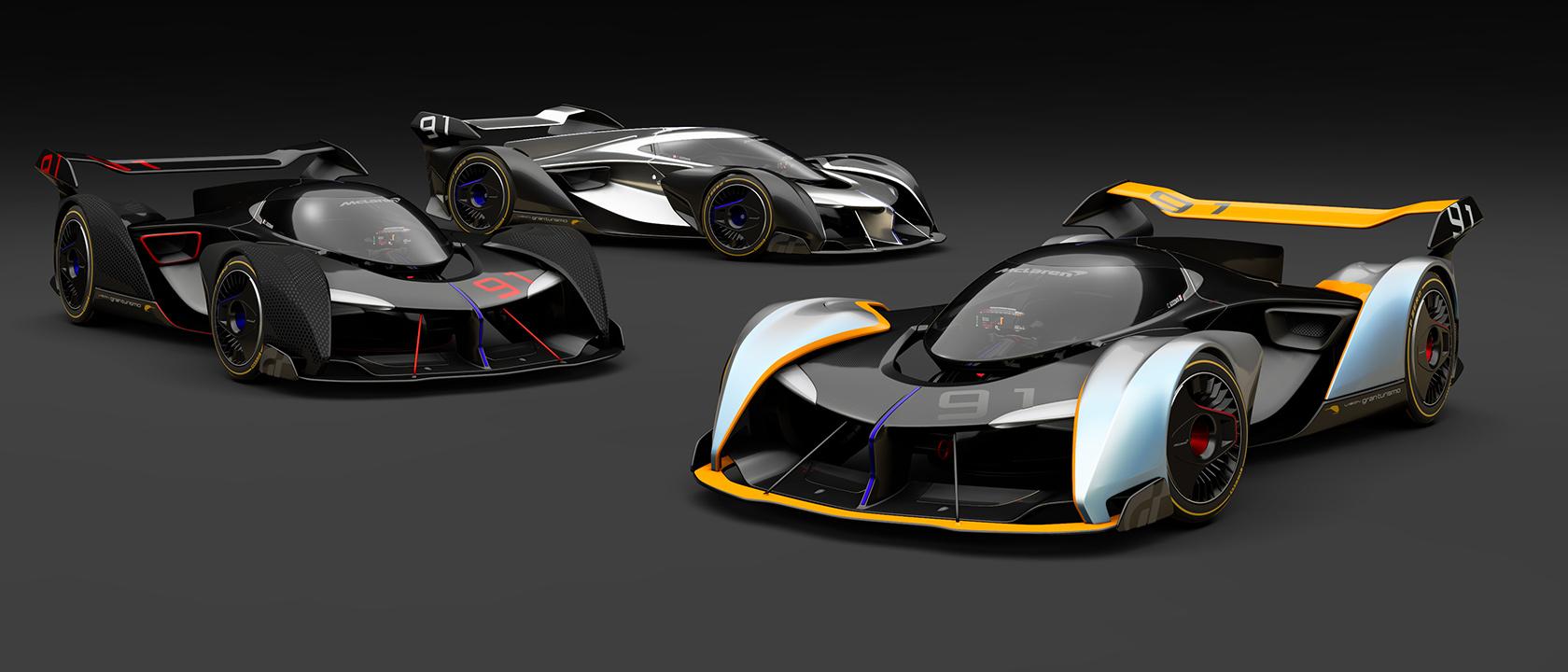 Mclaren Ultimate Vision Gran Turismo Gran Turismo Com