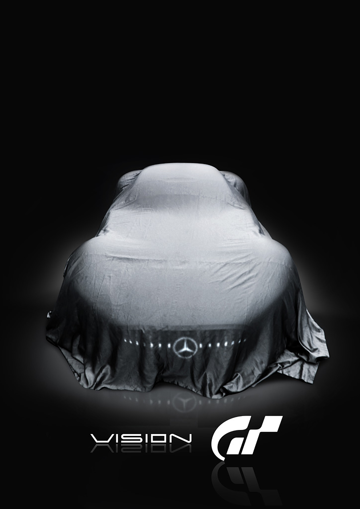 Gran Turismo 6 - Vision Gran Turismo - Mercedes-Benz