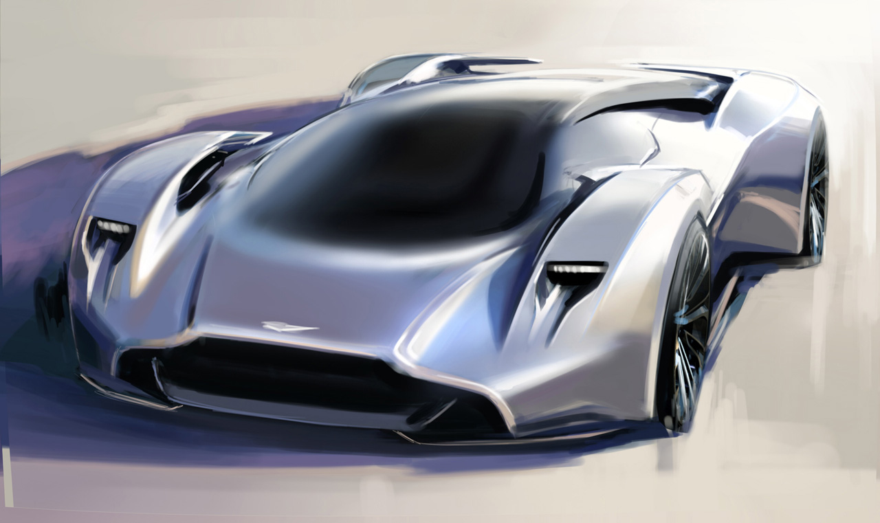 Introducing the Aston Martin DP-100 Vision Gran Turismo - NEWS - gran ...