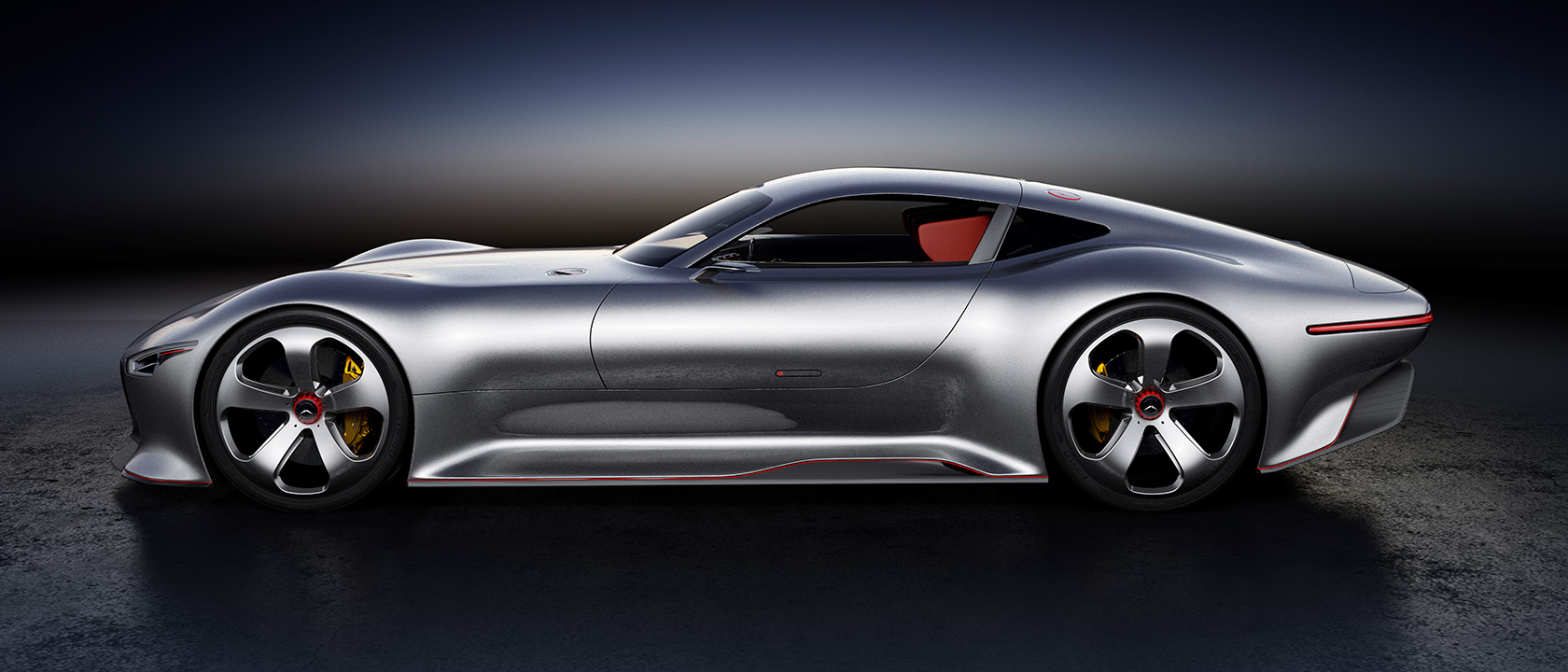 Nice Mercedes Benz AMG Vision Gran Turismo