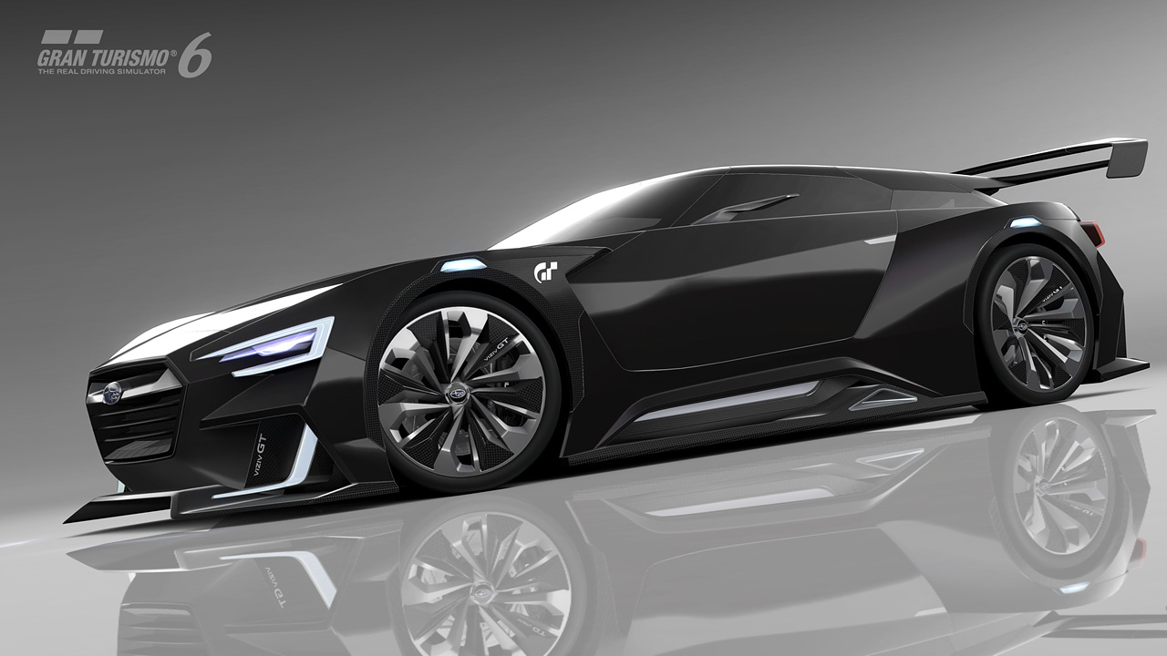 Introducing the SUBARU VIZIV GT Vision Gran Turismo - gran ...