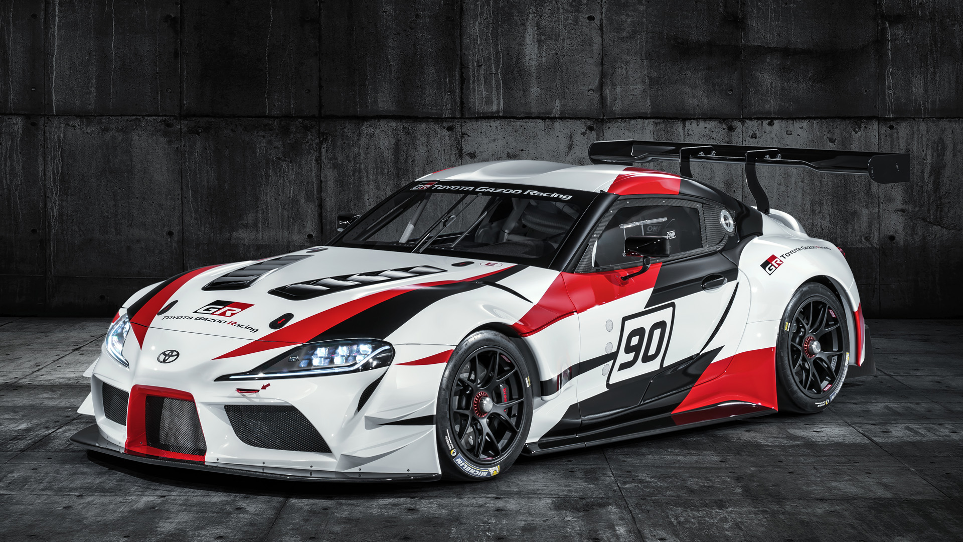 Toyota Gr Supra Racing Concept World Premiere Coming Soon To Gran