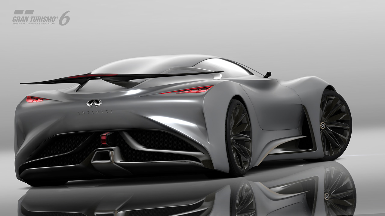 Introducing The Infiniti Concept Vision Gran Turismo Gran Turismo Com