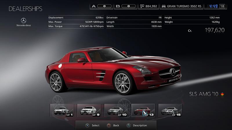 Gran Turismo 5 - gran-turismo.com