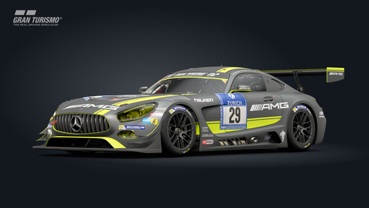 Mercedes-AMG GT3 (AMG-Team HTP-Motorsport)
