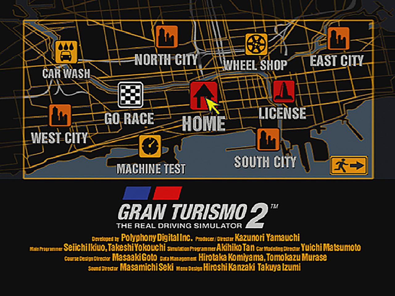 Gran Turismo 2 Gran Turismo Com