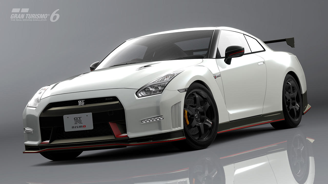 Introducing the Nissan GT-R NISMO, available for free to ...