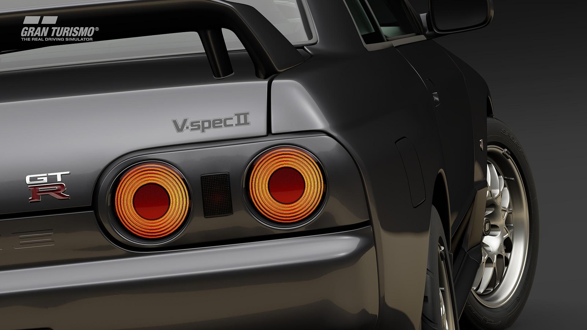 Nissan Skyline Gt R V Spec Ii Nür R34 N300