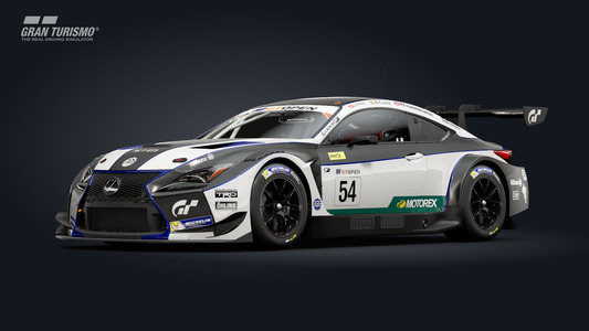 レクサス RC F GT3 (Emil Frey Racing)