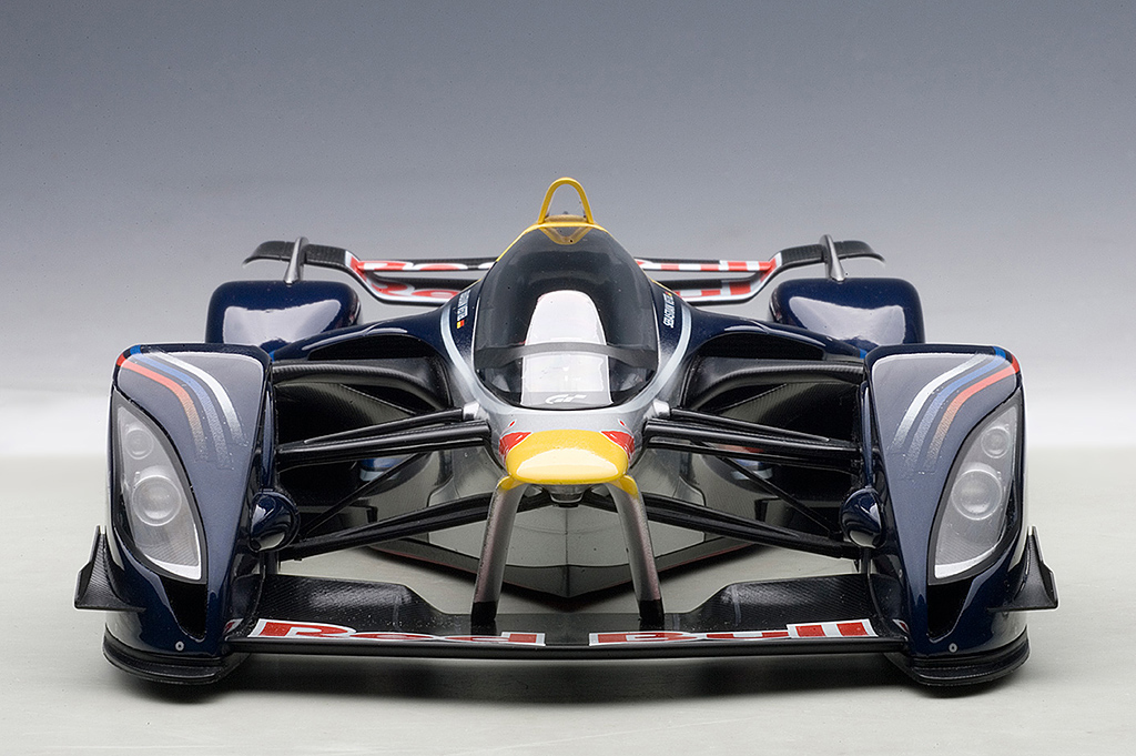 The Red Bull X2014 Fan Car Comes To Life In The Form Of A