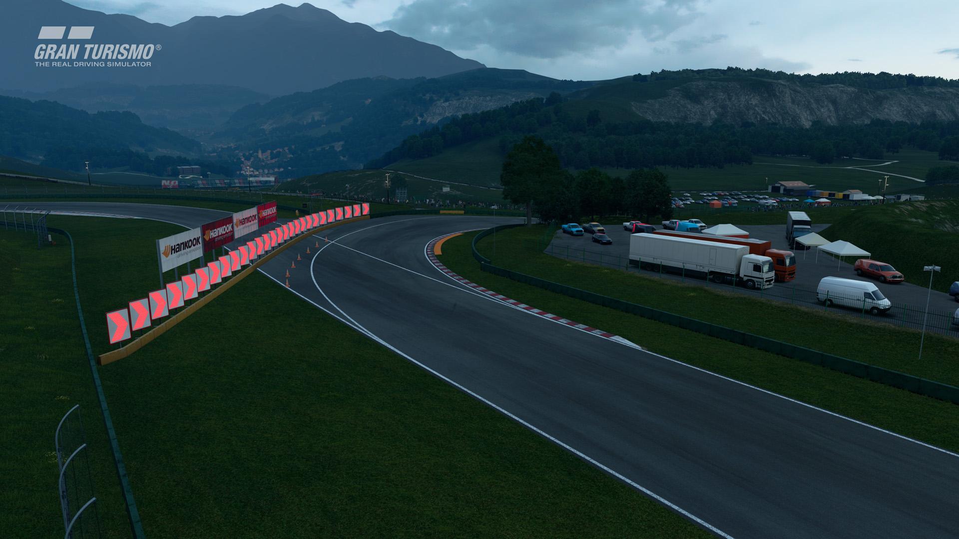 Autodrome Lago Maggiore - West II (omgekeerd: West II)