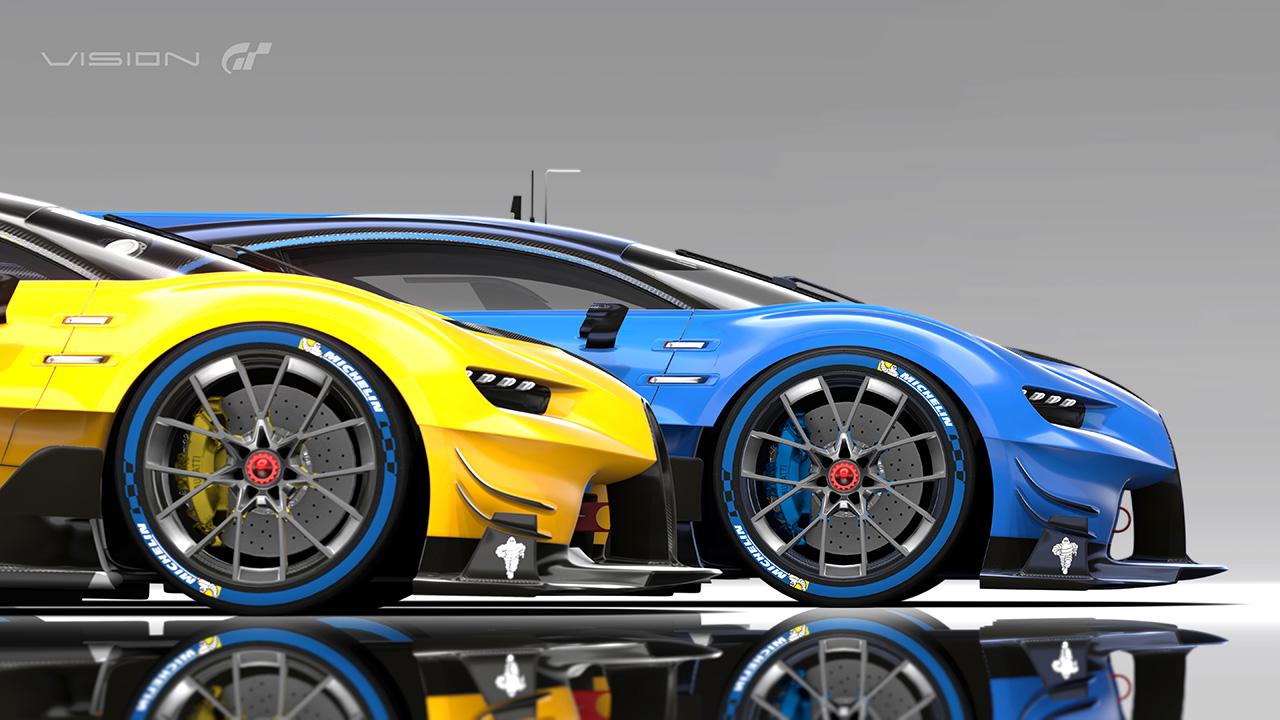 Bugatti Vision Gran Turismo - gran-turismo com