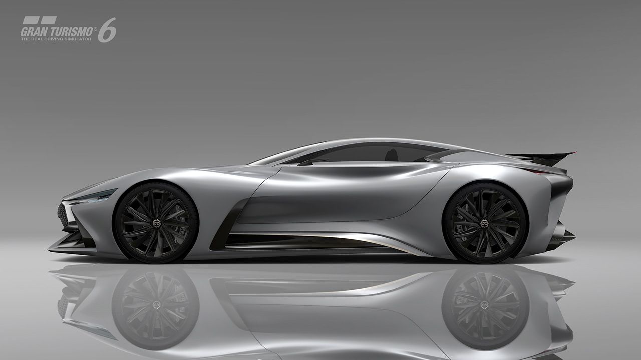 Introducing the INFINITI CONCEPT Vision Gran Turismo ...