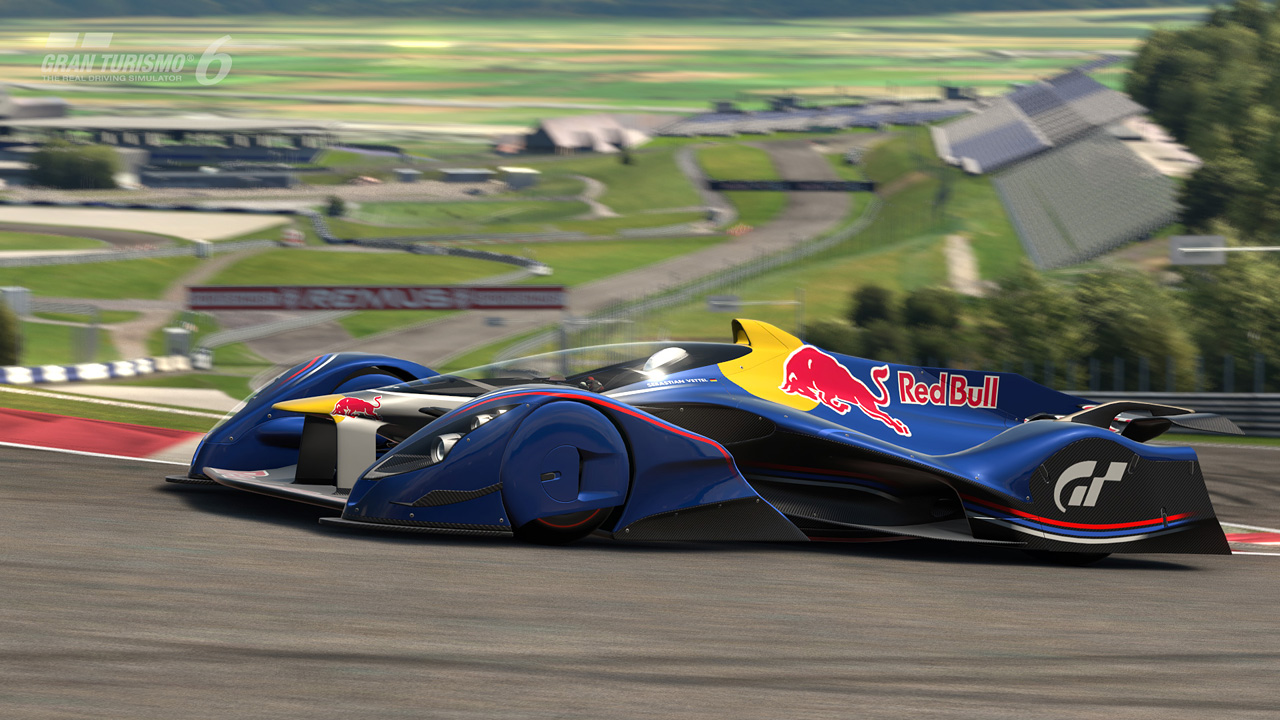 introducing the red bull ring gran. Black Bedroom Furniture Sets. Home Design Ideas