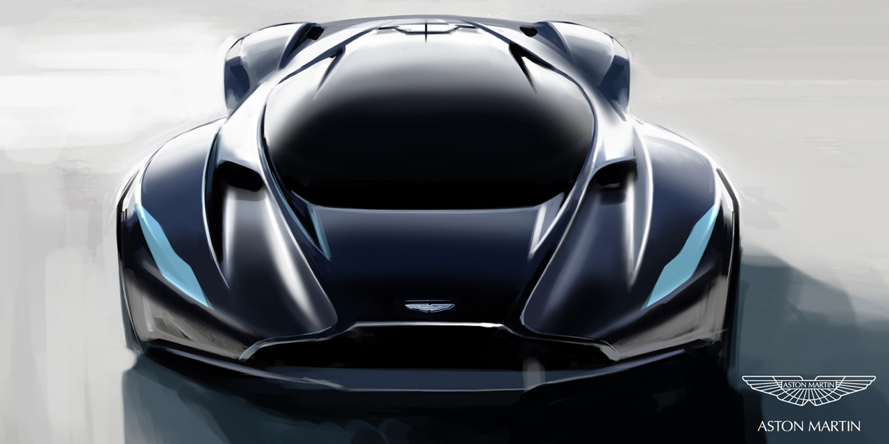 Introducing The Aston Martin Dp 100 Vision Gran Turismo Gran