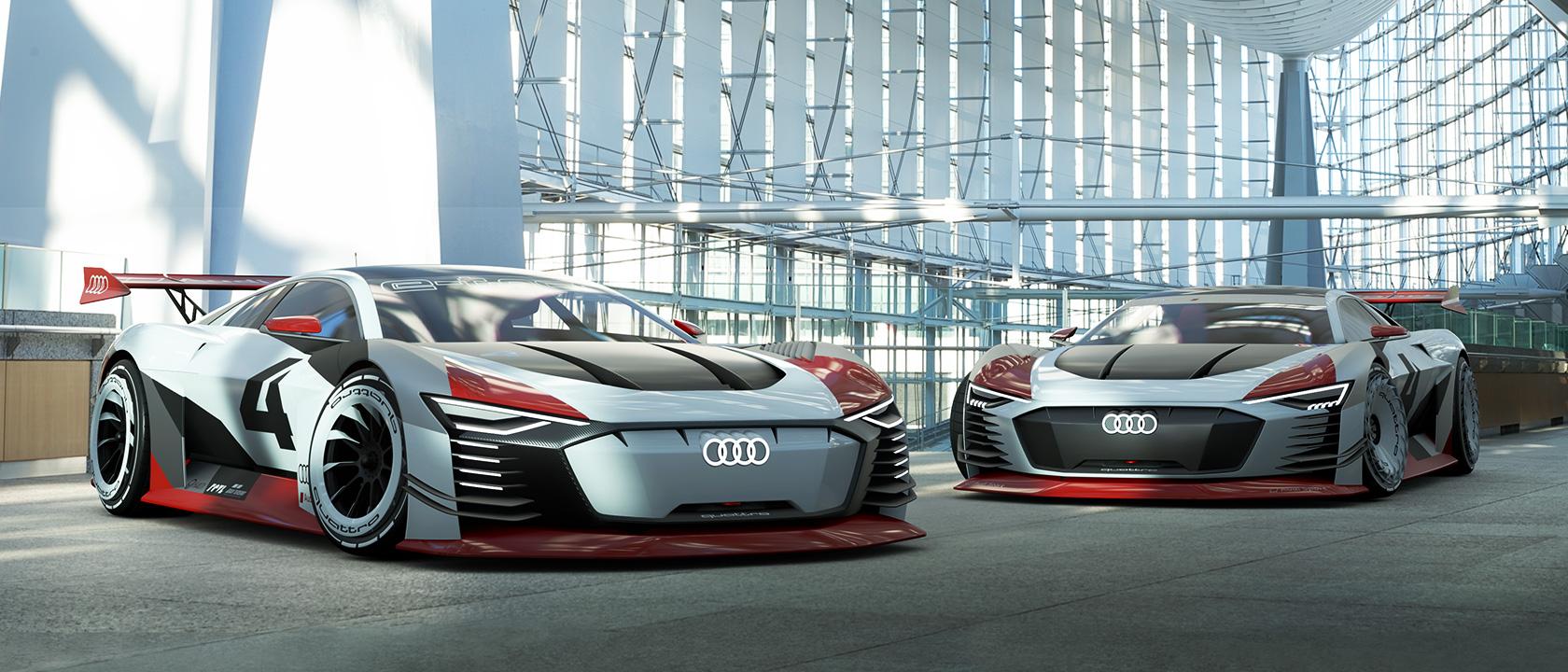 Audi E Tron Vision Gran Turismo Gran Turismo Com