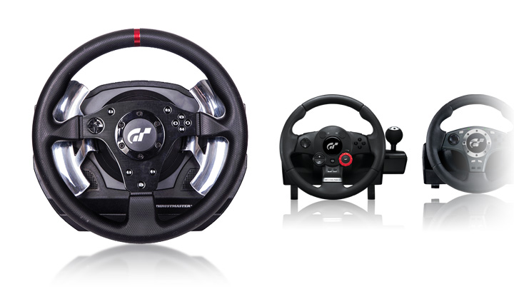 Supported Controllers and Features - Using Steering Wheel