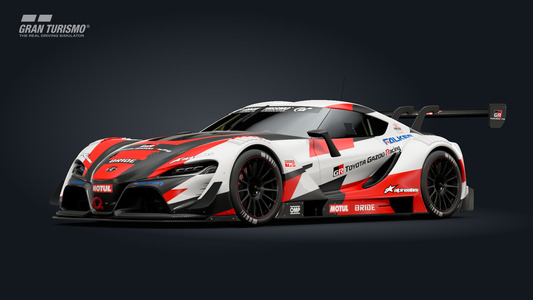 TOYOTA FT-1 Vision Gran Turismo (Gr.3)