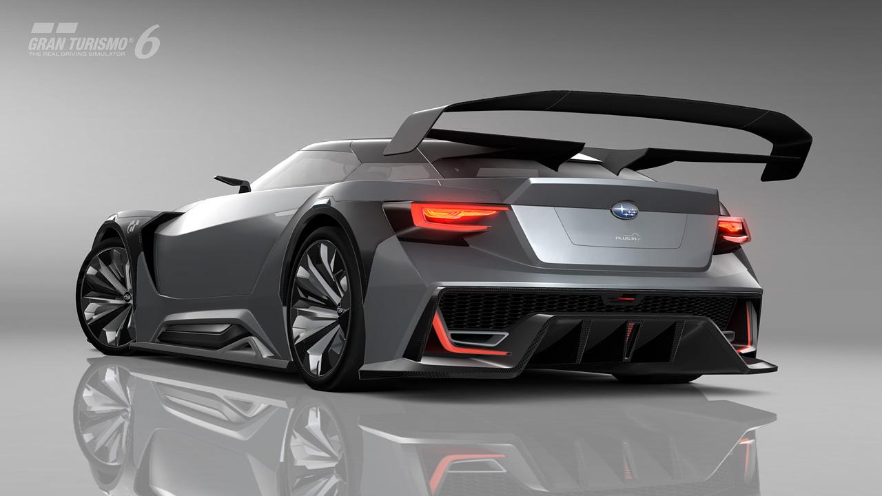 Introducing the SUBARU VIZIV GT Vision Gran Turismo - gran ...