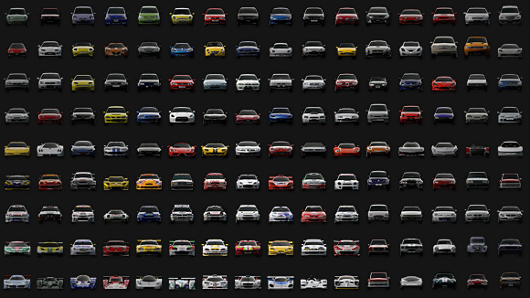 List Of Cars >> Gran Turismo For Psp List Of Featured Cars Gran Turismo Com