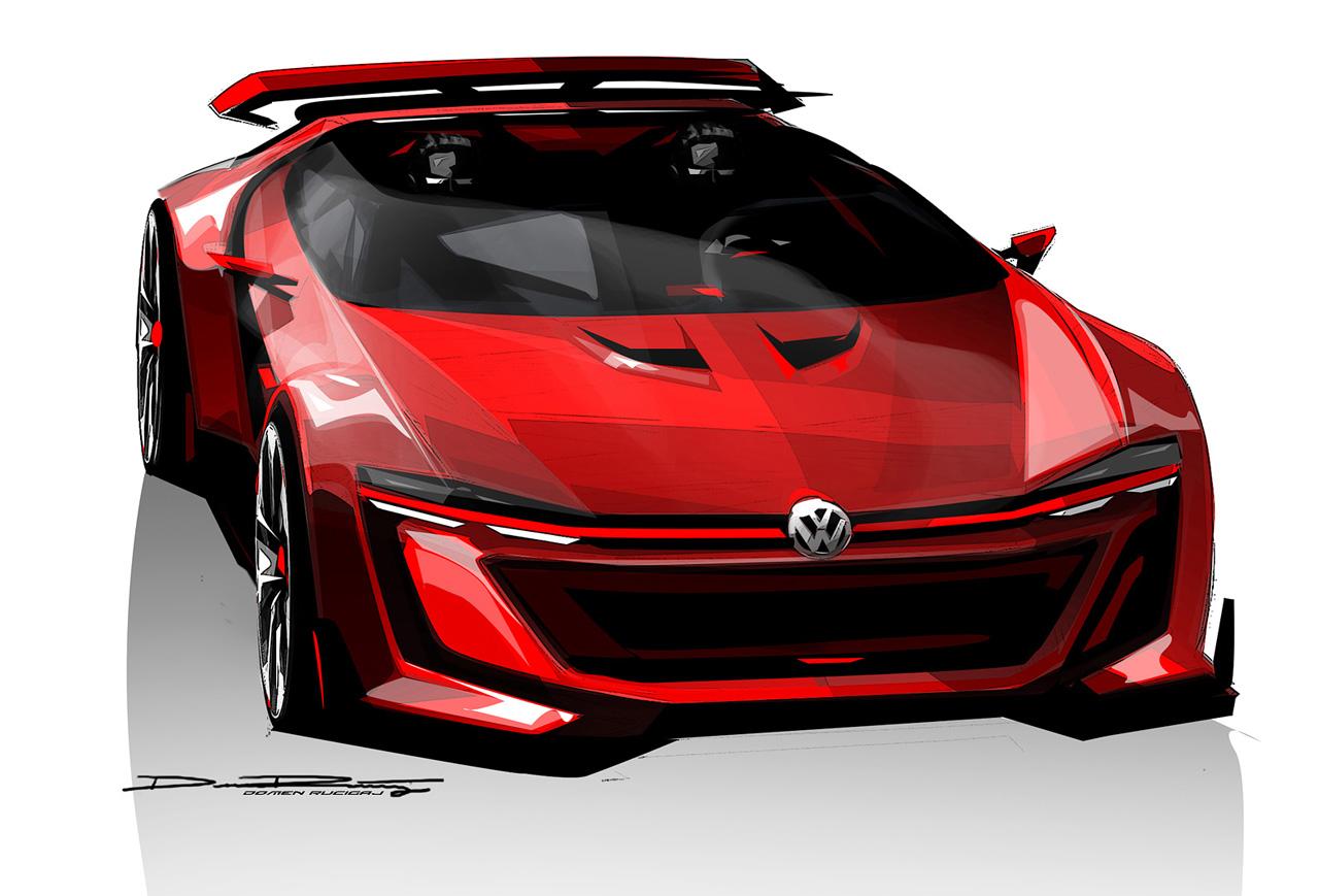 Volkswagen Gti Roadster Vision Gran Turismo Gran Turismo Com