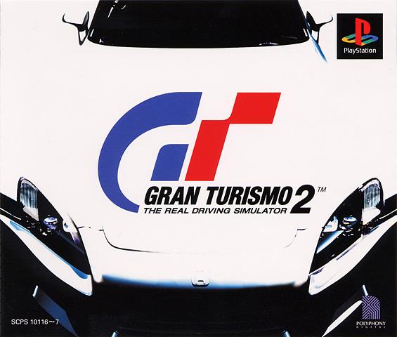 Gran Turismo 2 - gran-turismo.com