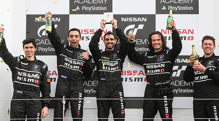 GT ACADEMY INTERNATIONAL 2015 SEASON RECAP