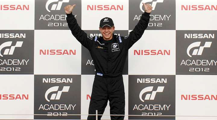 GT ACADEMY GERMANY 2012 SEASON RECAP