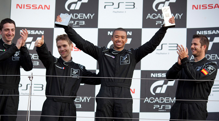 GT ACADEMY EUROPE 2012 SEASON RECAP