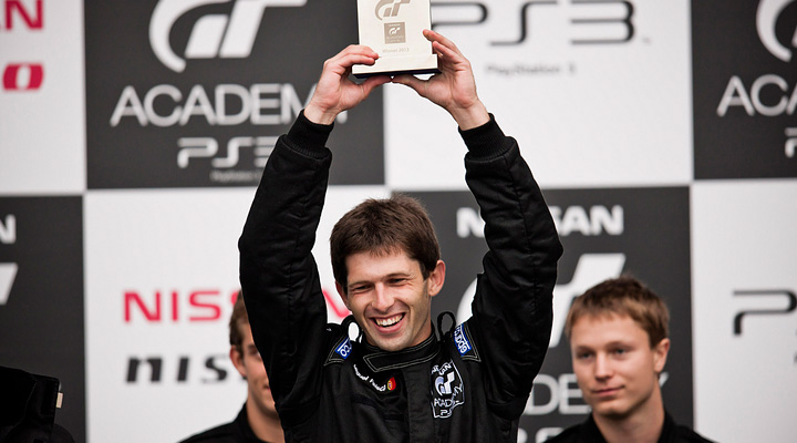 GT ACADEMY EUROPE 2013 SEASON RECAP